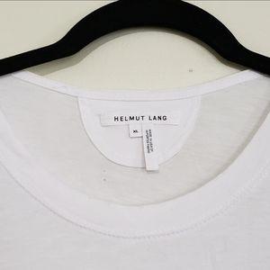 Helmut Lang Shirts - Helmut Lang Men's Oversized Tee (XL)